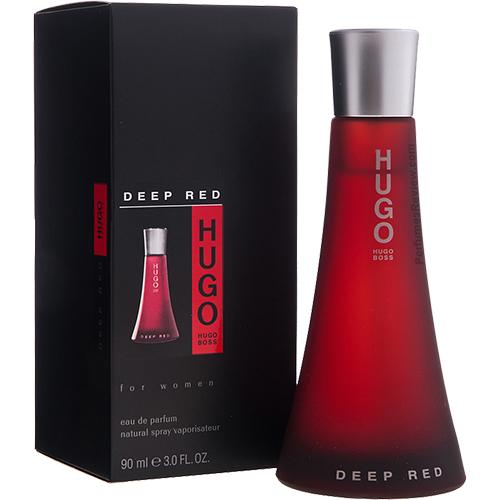 Deep Red Apa de parfum Femei 90 ml