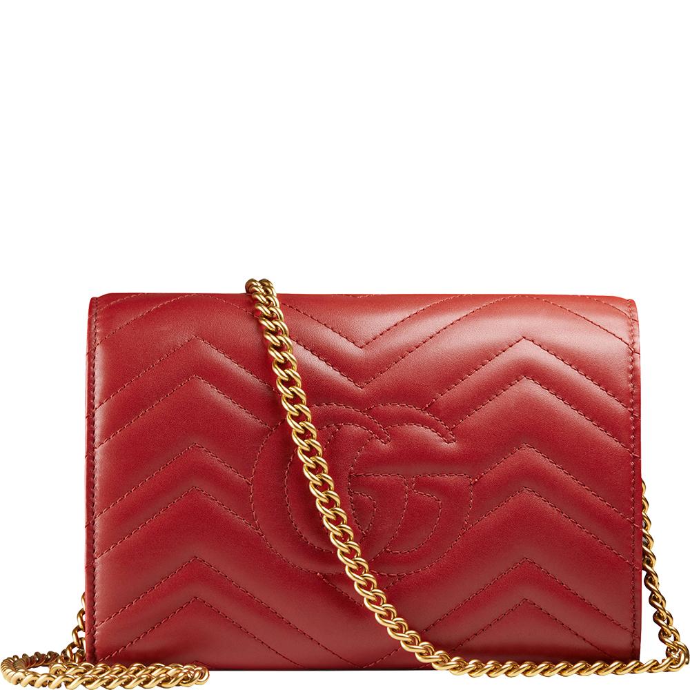 GG Marmont Matelasse Mini Bag