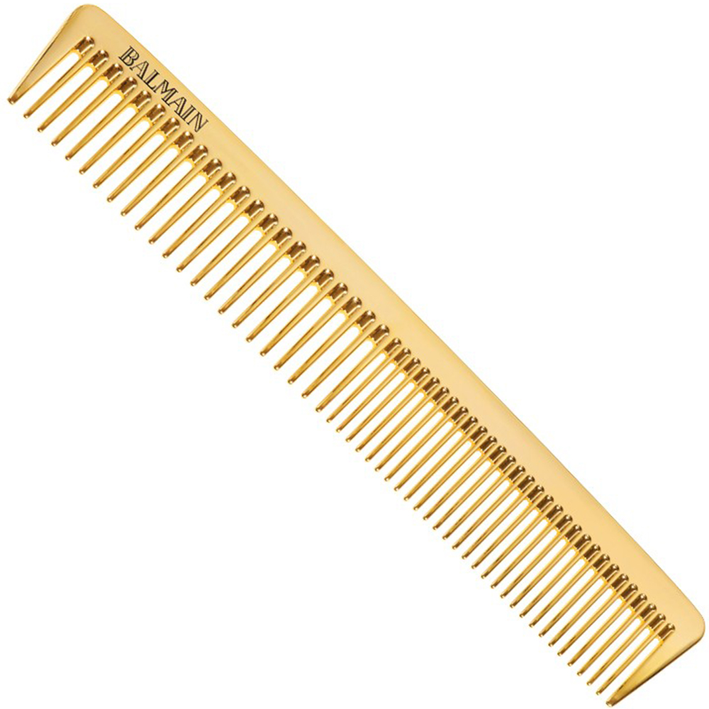 Golden Pieptene de par Pentru Tuns Auriu