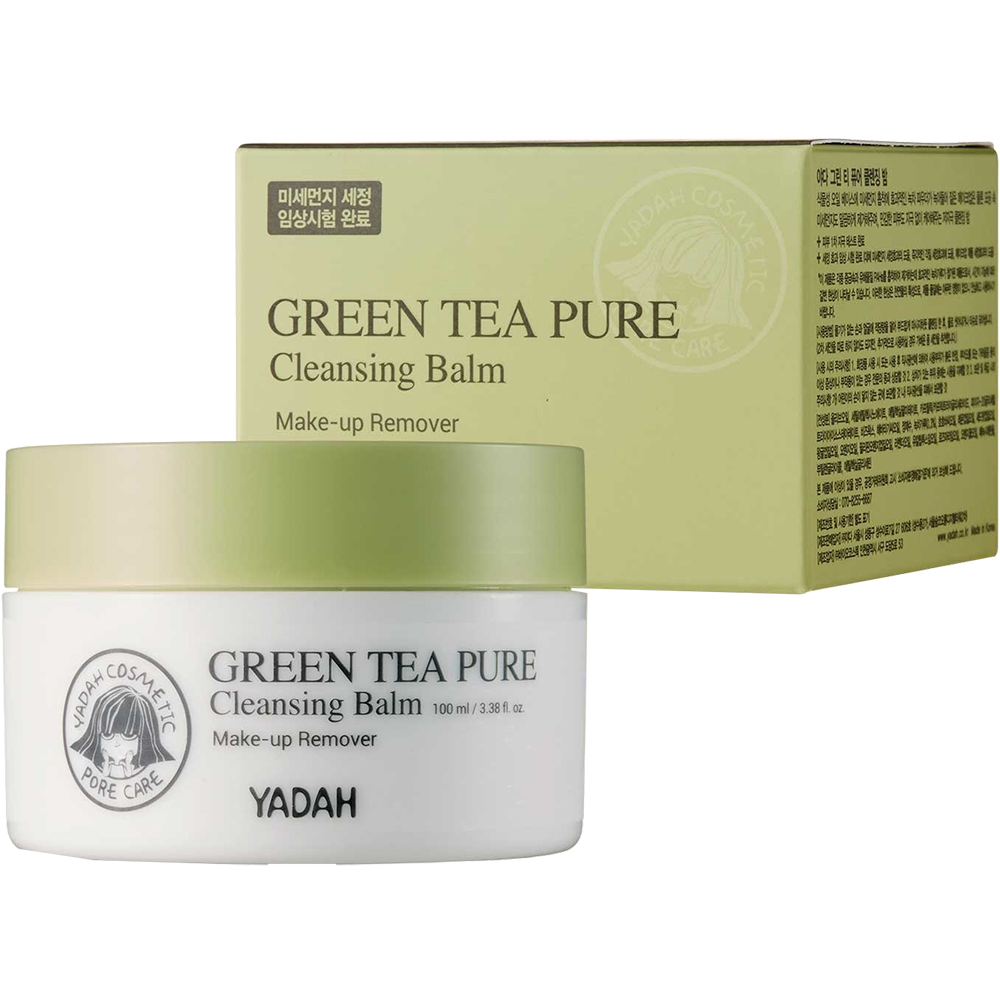Green Tea Balsam de curatare pentru ten sensibil 100 ml
