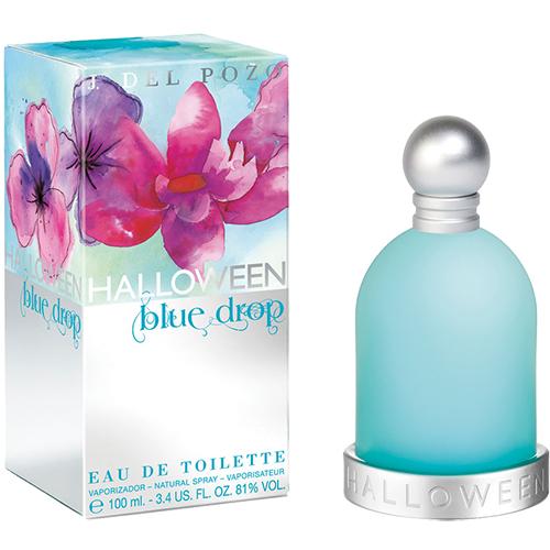 Halloween Blue Drop Apa de toaleta Femei 100 ml