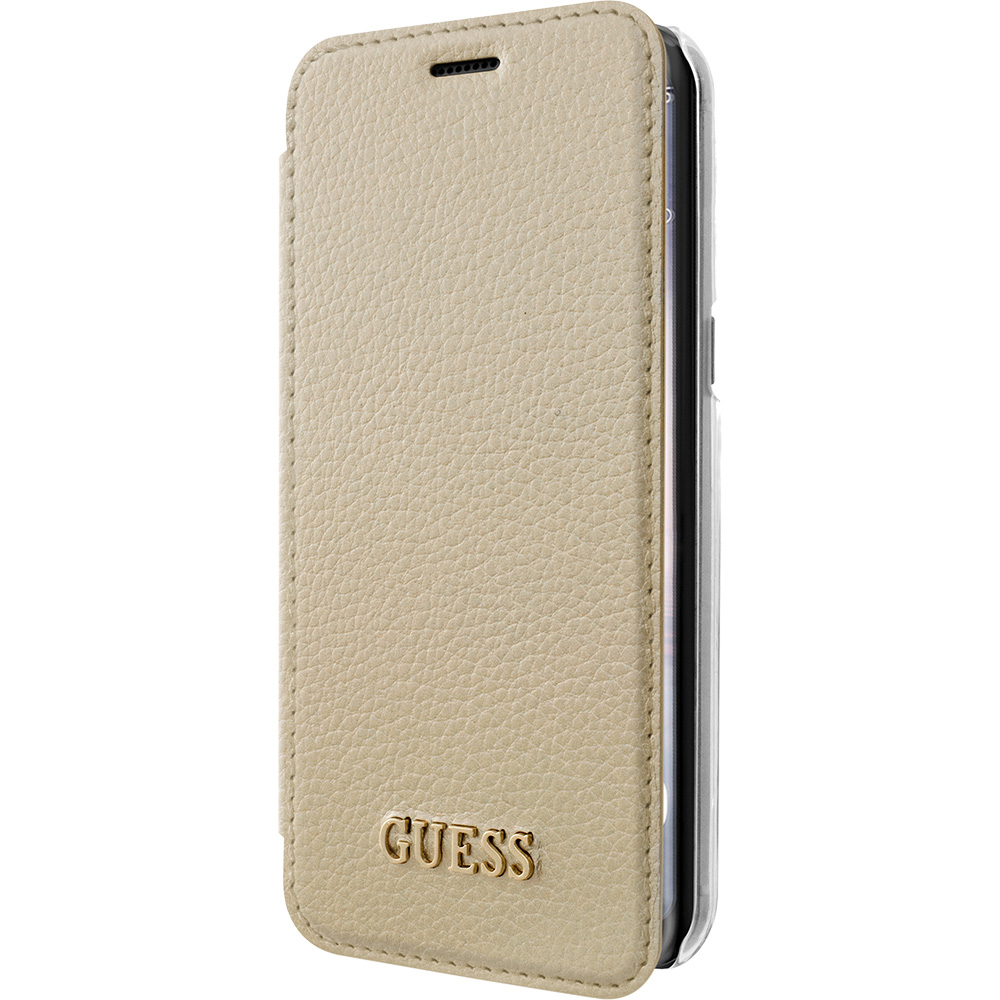 Husa Agenda Auriu Samsung Galaxy S8 Plus