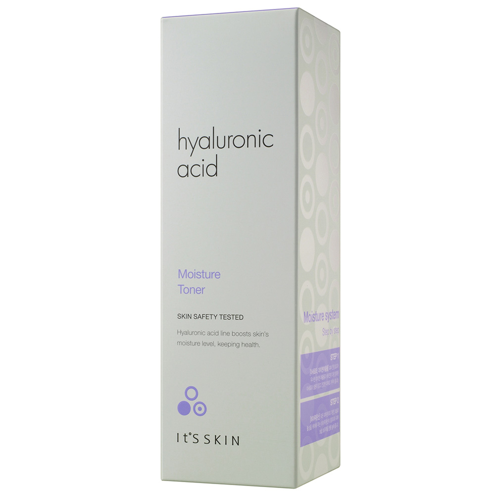 Hyaluronic Acid Moisture Toner de fata 150 ml