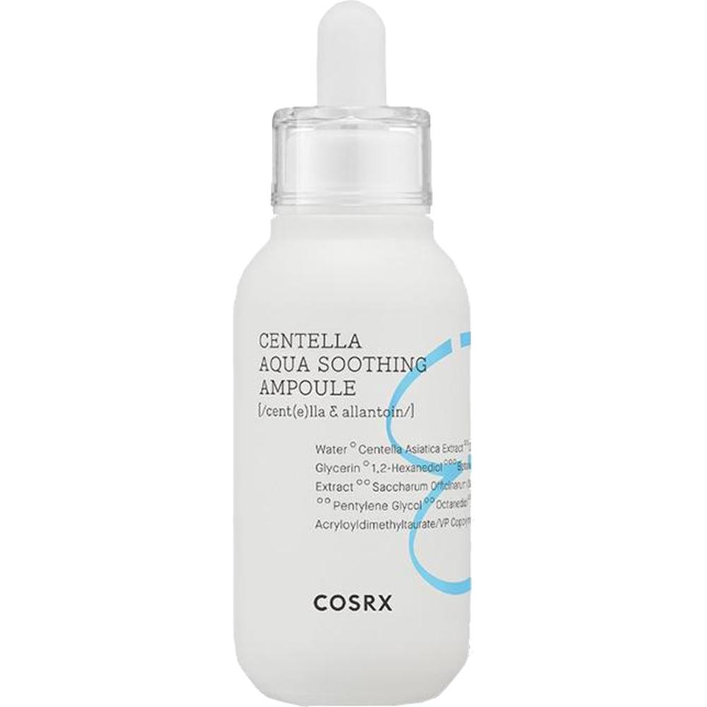 Hydrium Centella Aqua Soothing Fiola cu Panthenol si extract de Centella Asiatica 40 ml