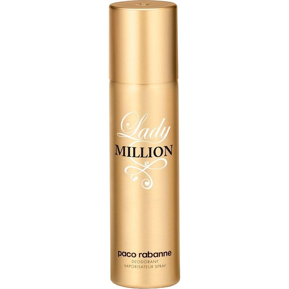 Lady Million Spray corp Femei 150 ml