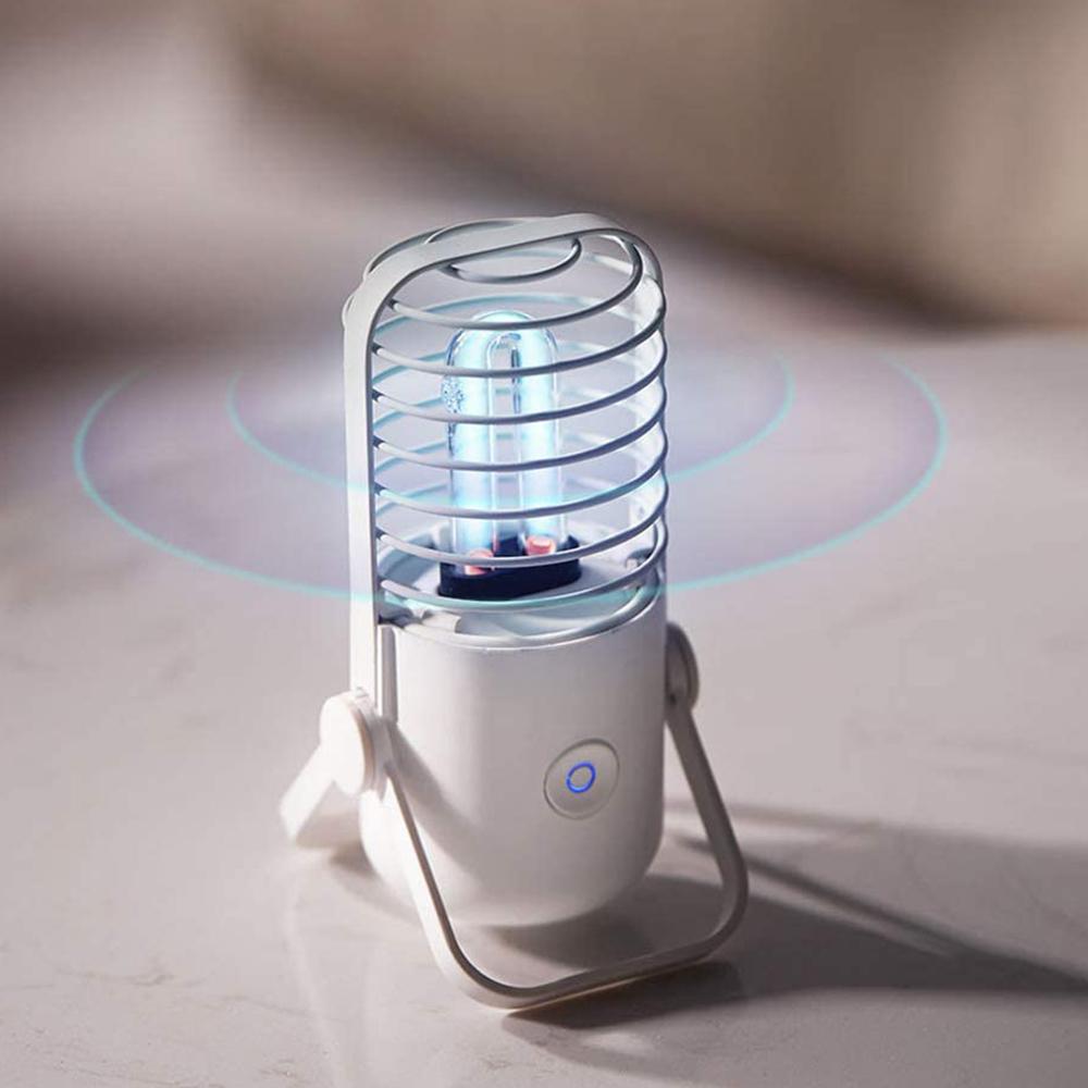 Lampa UV Germicida Portabila Pentru Sterilizarea Si Dezinfectarea Aerului Cu Ultraviolete UV-C