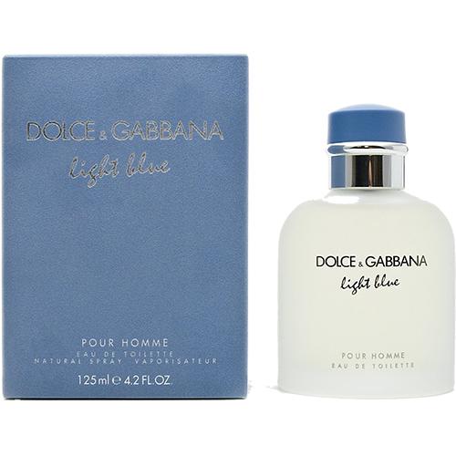 Light Blue Apa de toaleta Barbati 125 ml