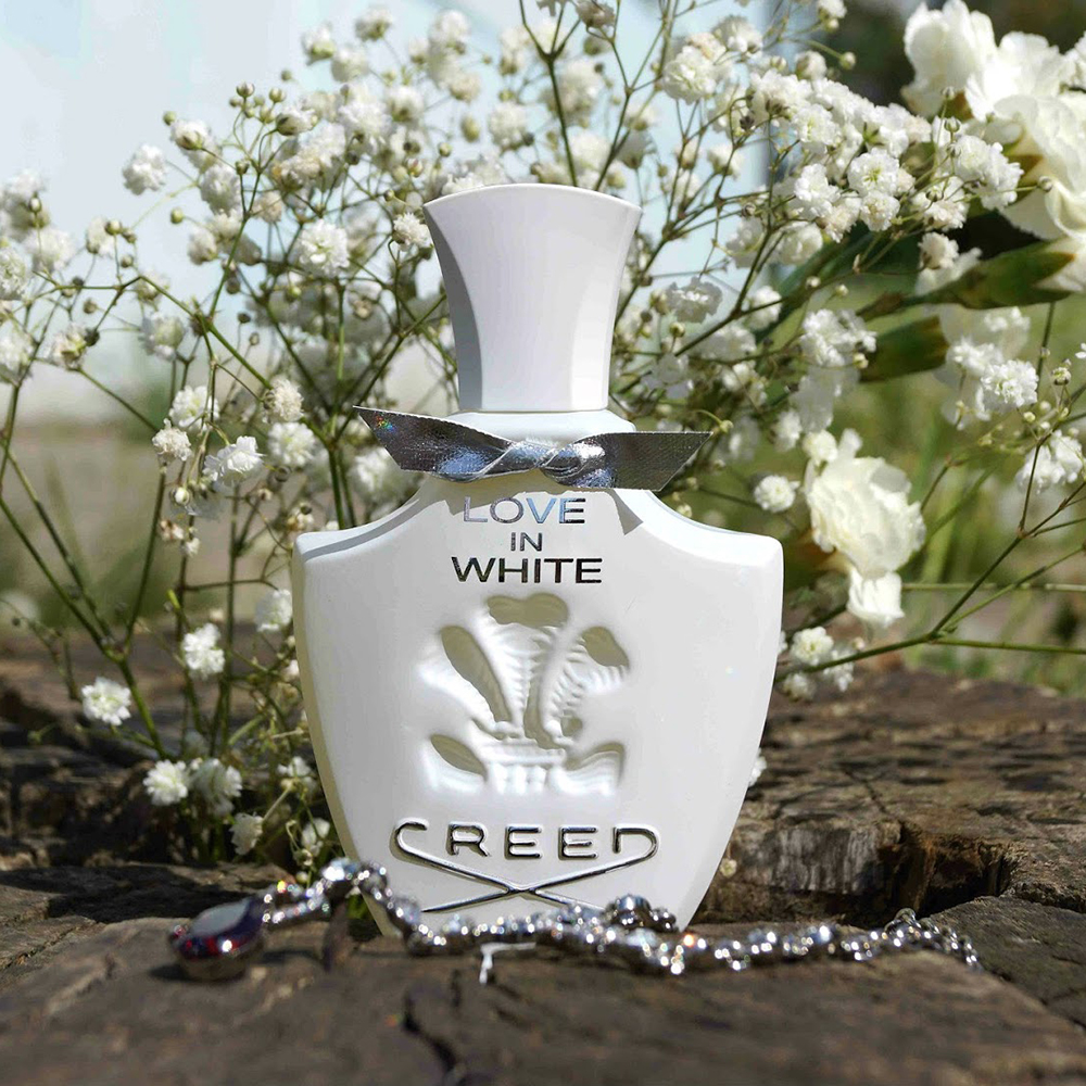 Love in White Apa de parfum Femei 75 ml