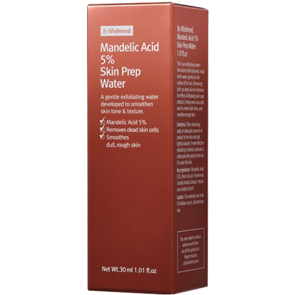 Mandelic Acid 5% Exfoliant apa 30 ml