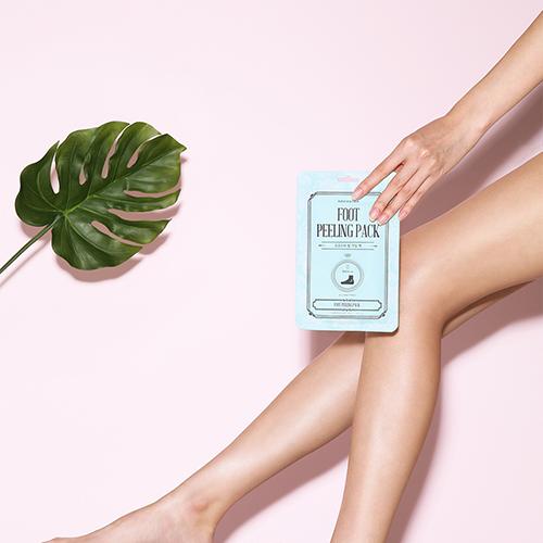 Masca de picioare exfolianta 40 ml