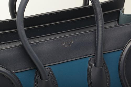Mini metallic bag