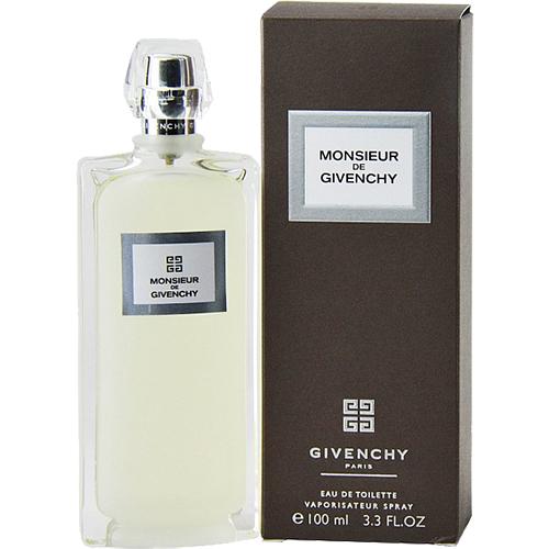 Monsieur de Givenchy Apa de toaleta Barbati 100 ml