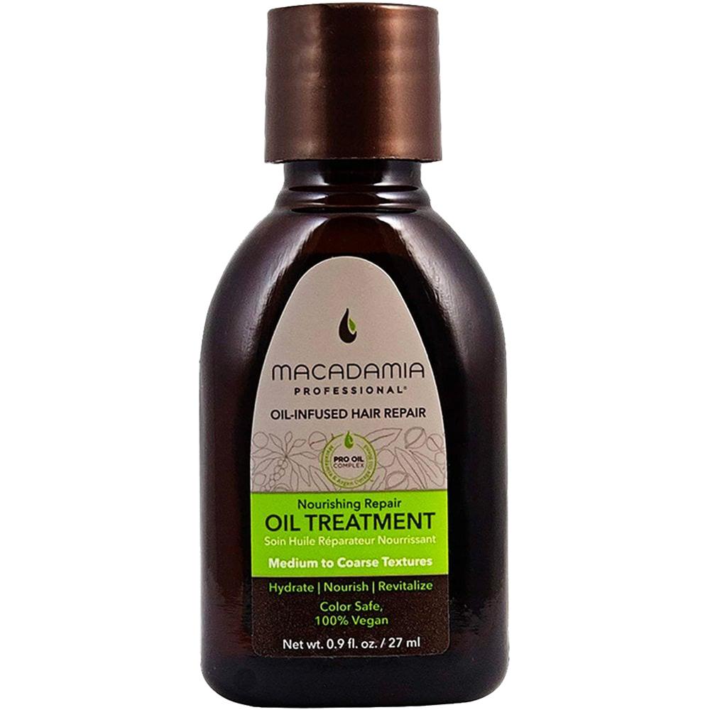 Natural Oil Nourishing Moisture Treatment Ulei de Par Femei 27 ml