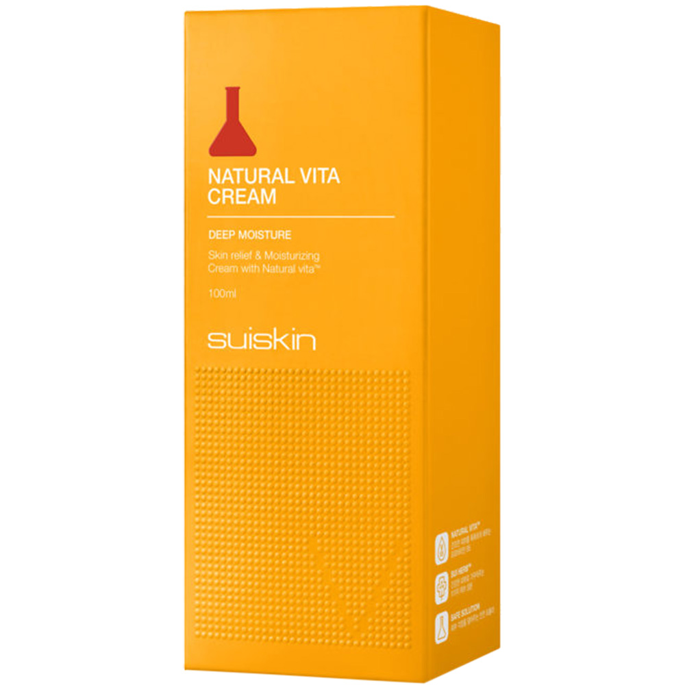 Natural Vita Crema de fata intens hidratanta 100 ml