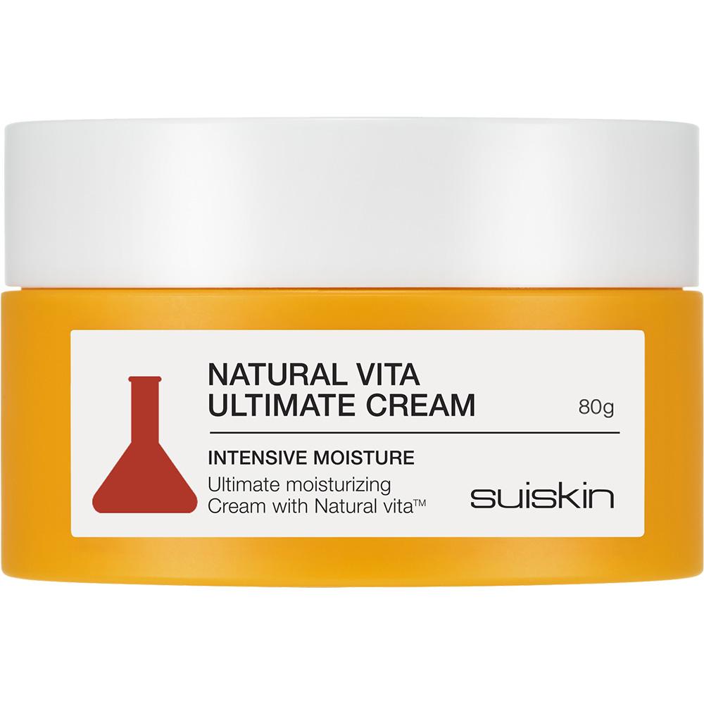Natural Vita Crema de fata intensiv hidratanta 80 gr