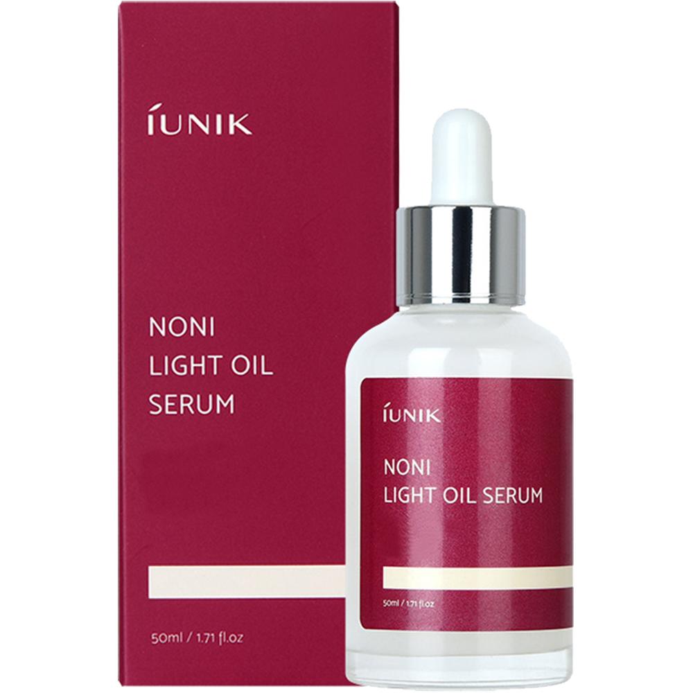 Noni Light Oil Ser de fata anti-imbatranire Femei 50 ml