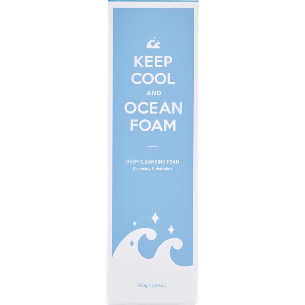 Ocean Spuma de curatare Femei 150 gr