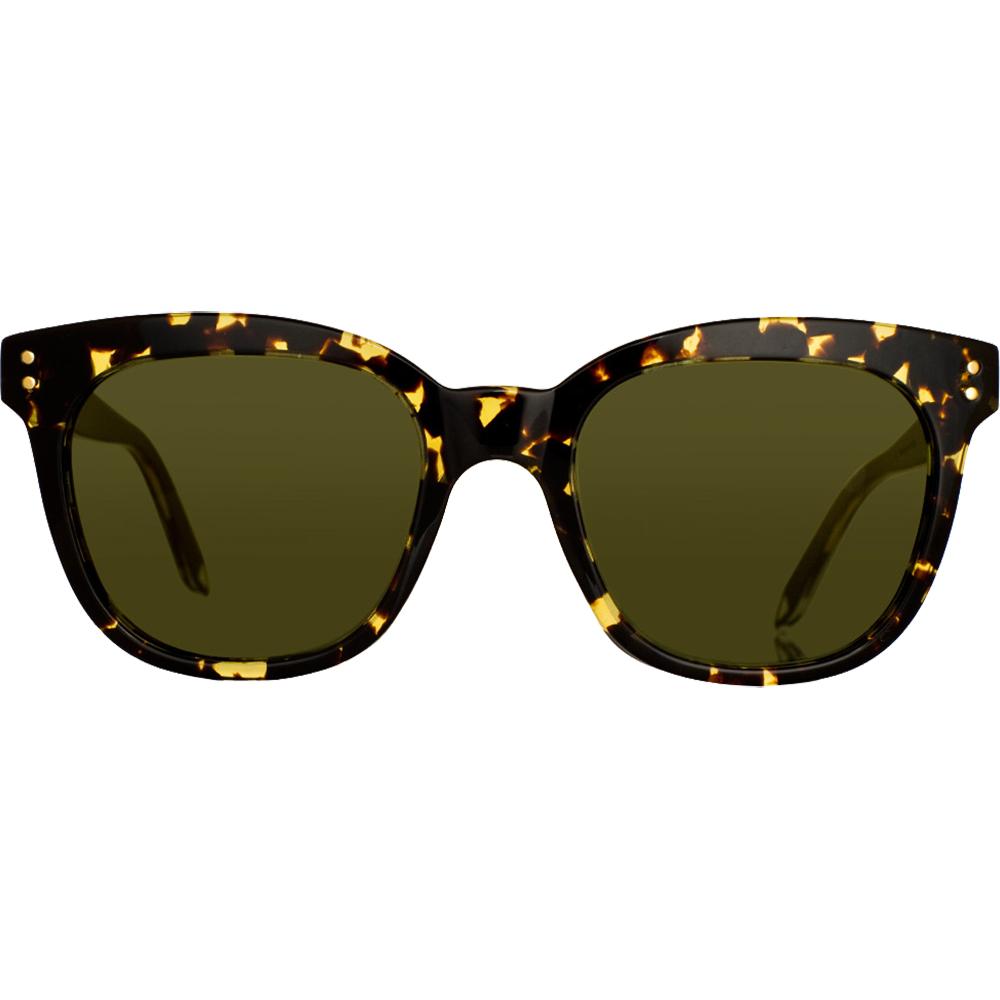 Ochelari de soare The VB Amber Tortoiseshell Maro Femei