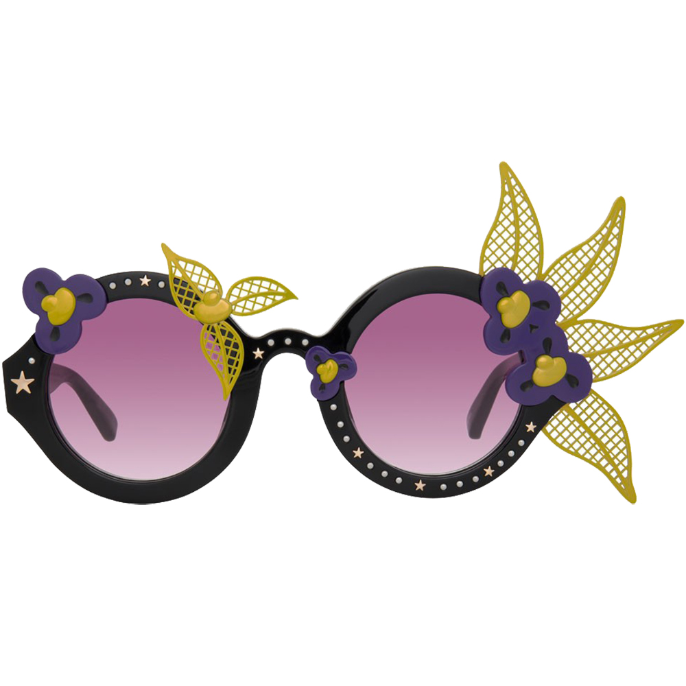 Ochelari de soare AVR1C1SUN Black/Green/Gold/Purple Mix Femei