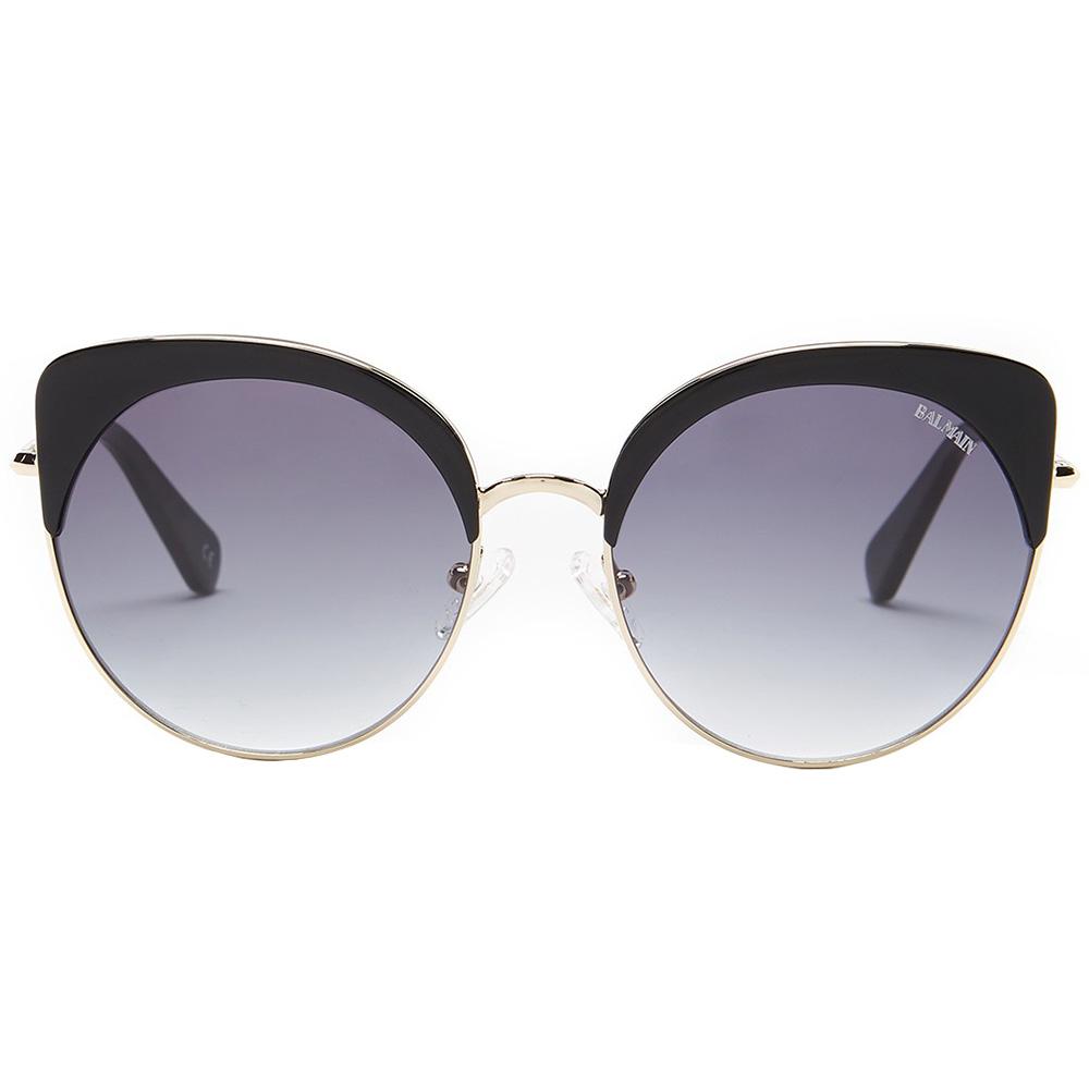 Ochelari de soare BL2509 Black/Light Gold Negru Femei