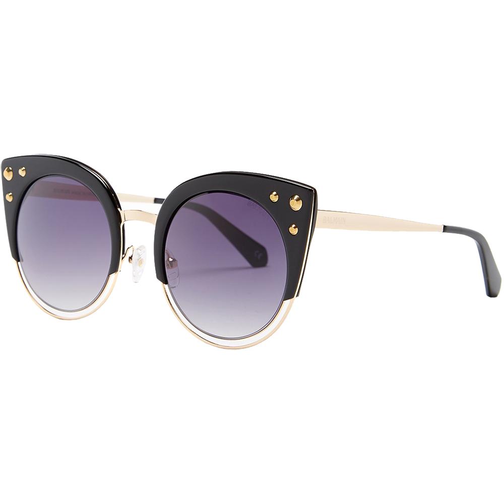 Ochelari de soare BL2510 Black/Light Gold Negru Femei