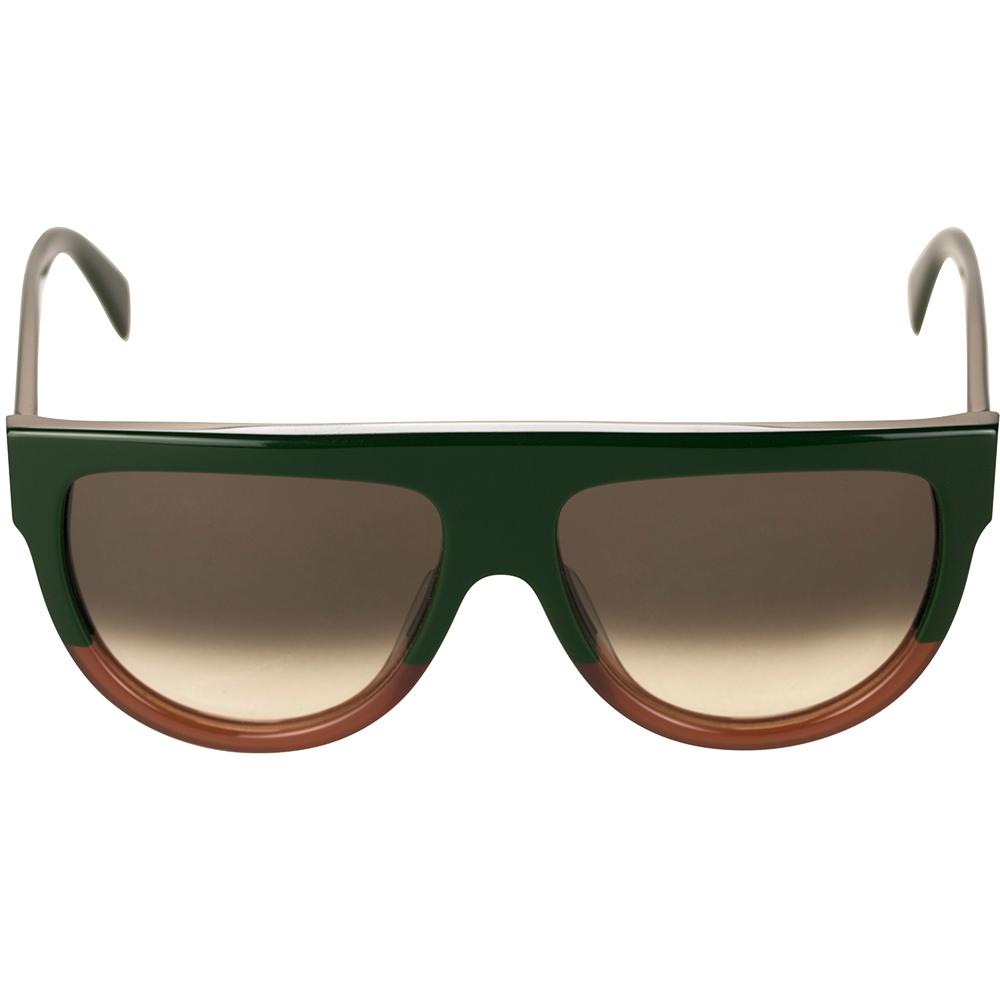Ochelari de soare CL41026 Verde Femei