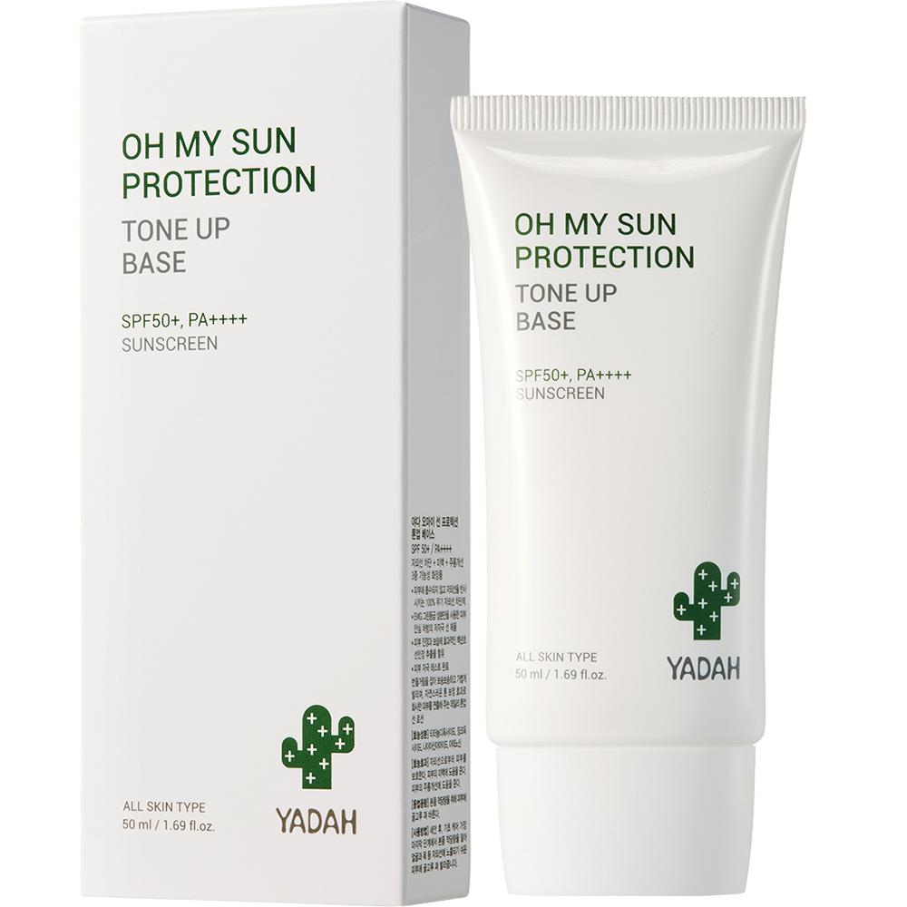 Oh My Sun Protection Baza de machiaj SPF 50 Femei 50 ml