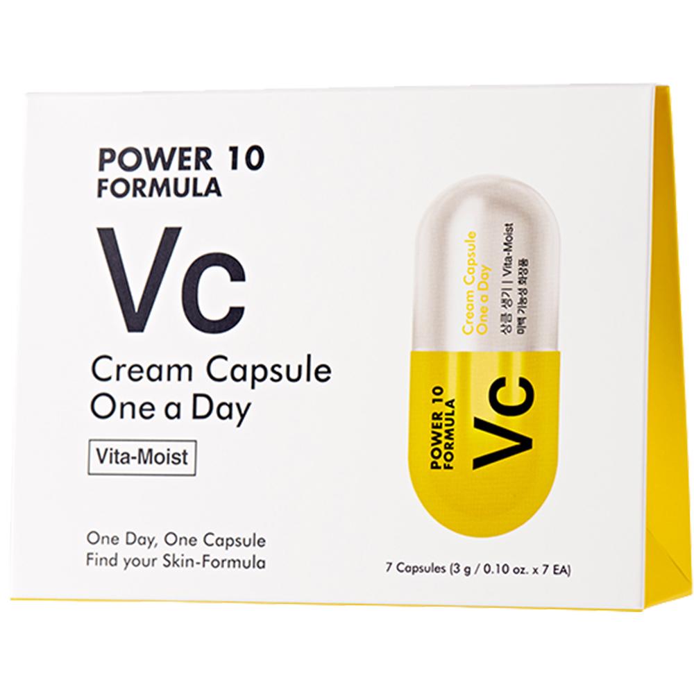 One a day Capsule Crema de fata VC cu efect vitaminizant 3 gr x 7