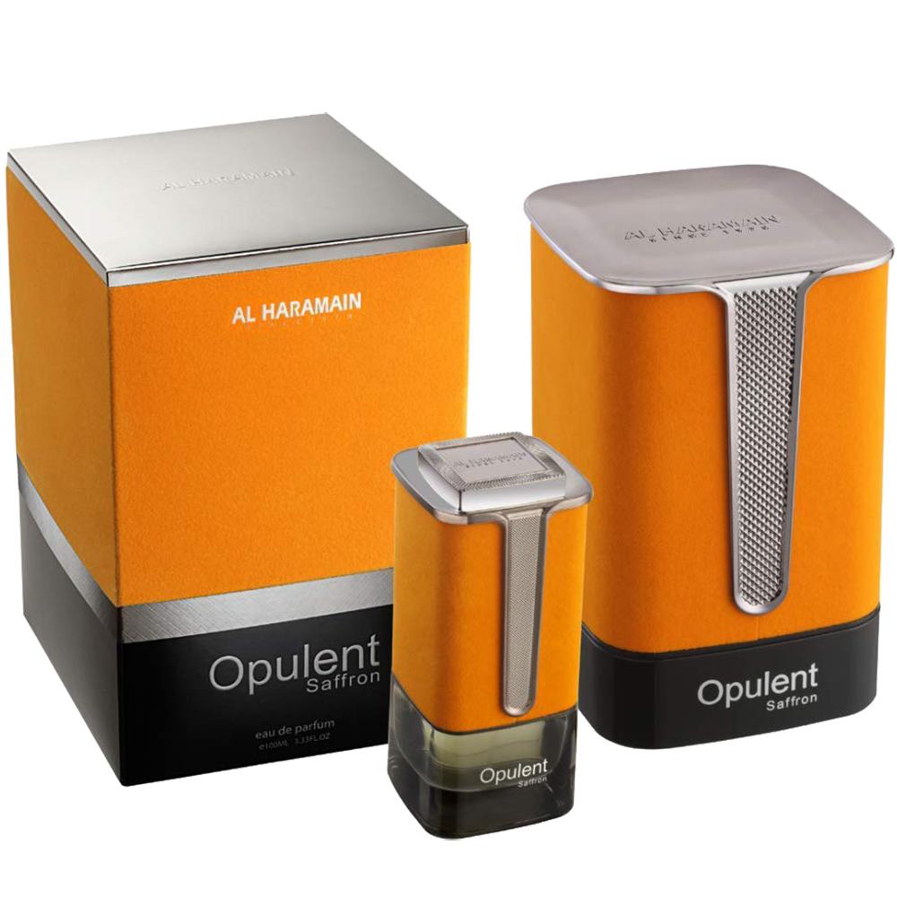 Opulent Saffron Apa de parfum Barbati 100 ml