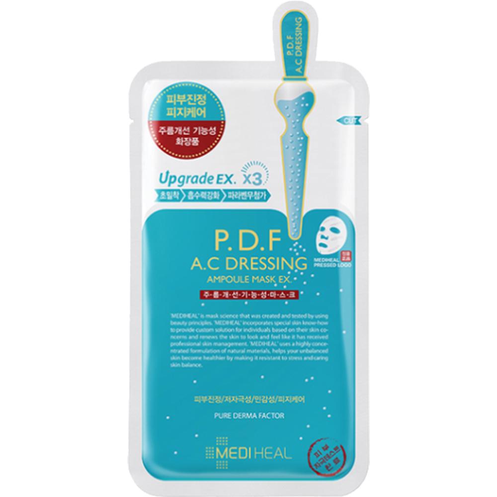 P.D.F AC-Dressing Ampoule Masca de fata regeneranta 24 ml