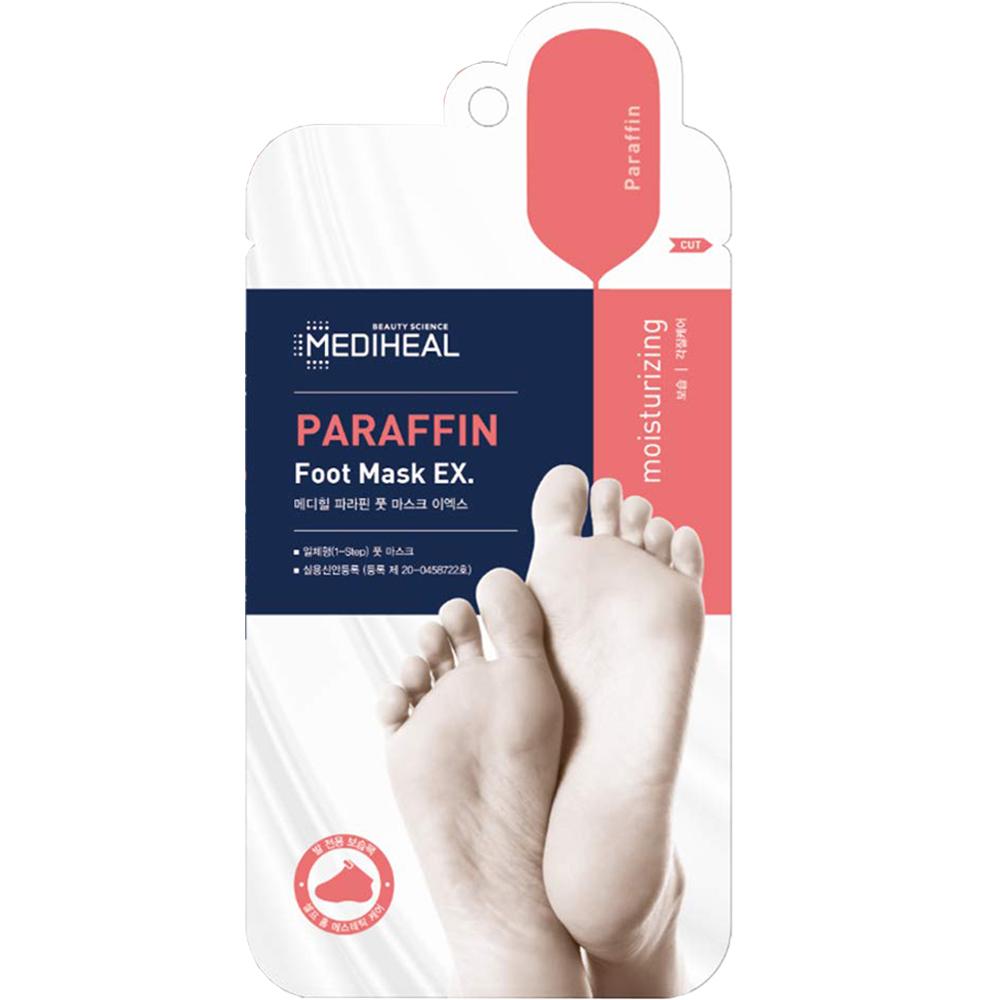 Paraffin Foot Masca de picioare cu parafina 25 ml