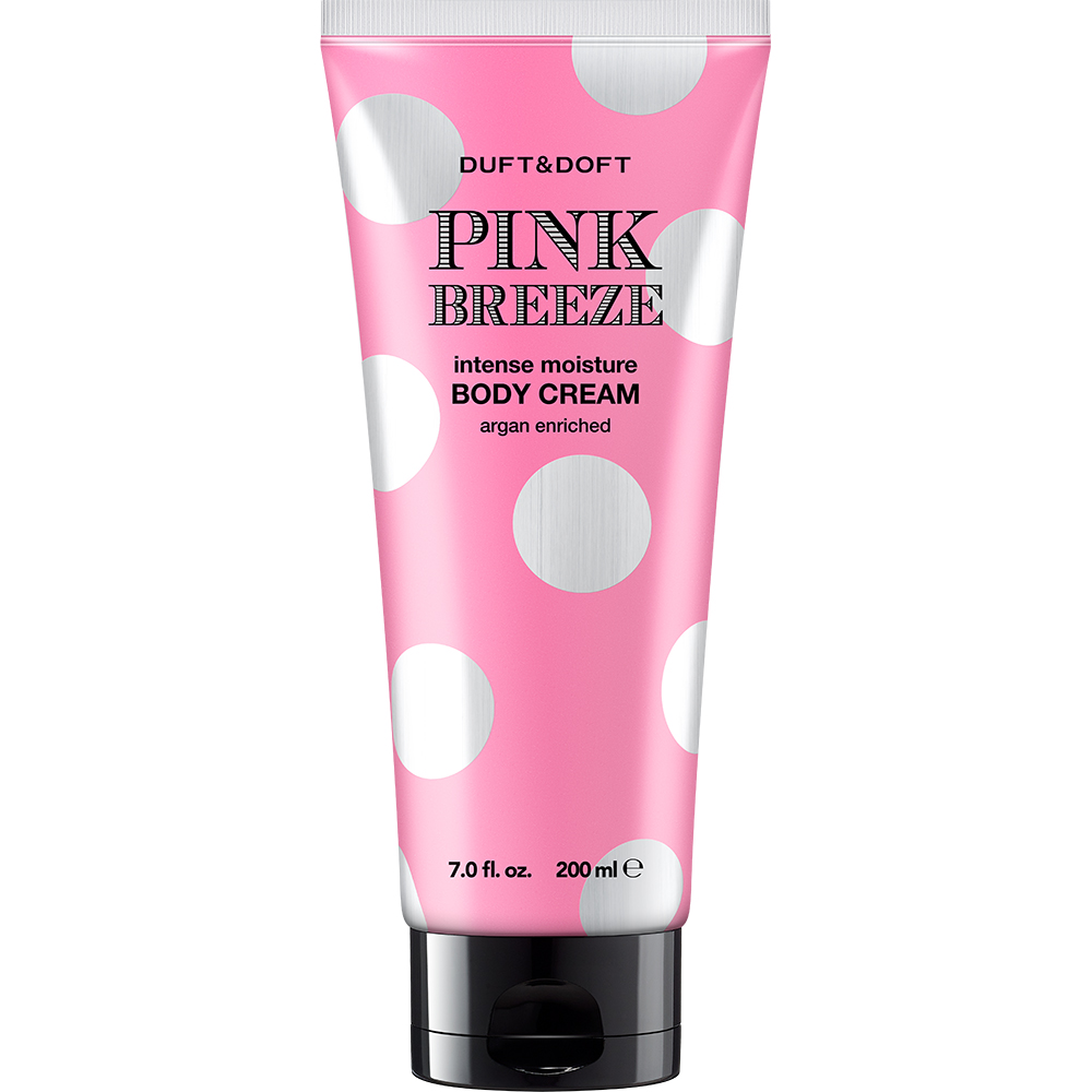 Pink Breeze Crema de corp intens hidratanta 200 ml