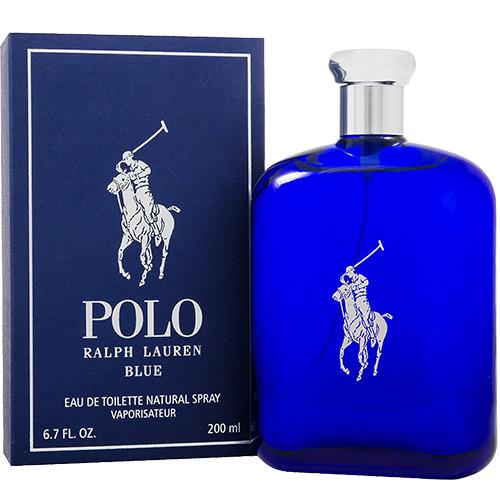 Polo Blue Apa de toaleta Barbati 200 ml