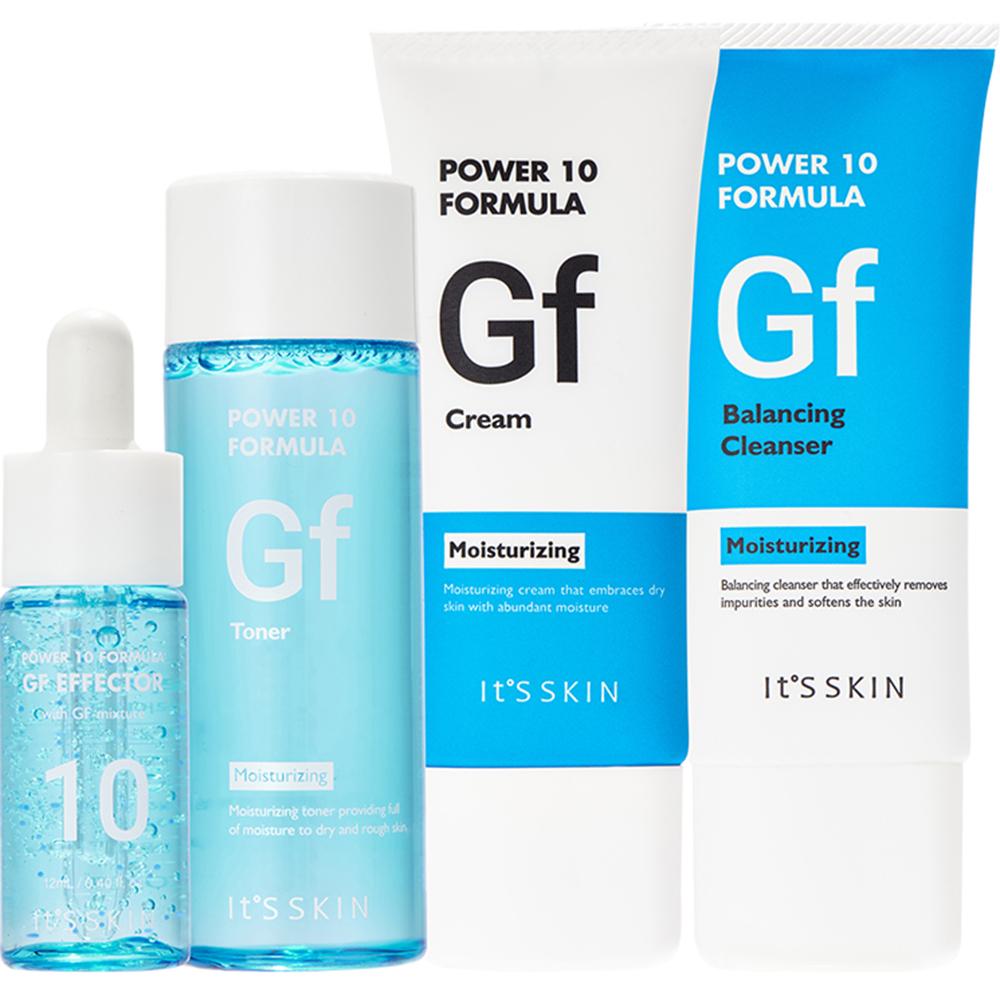 Power 10 Formula GF Starter Kit Set
