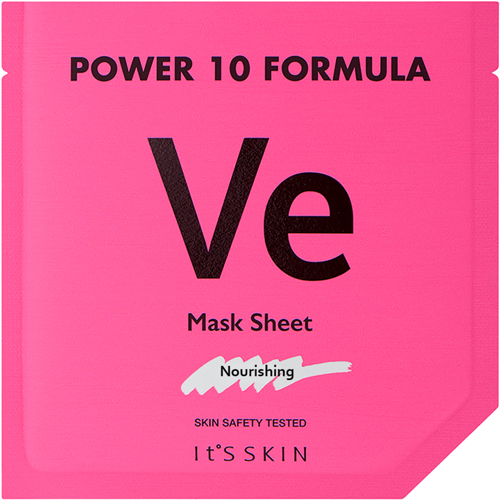 Power 10 Formula Masca de fata VE nutritiva 25 gr