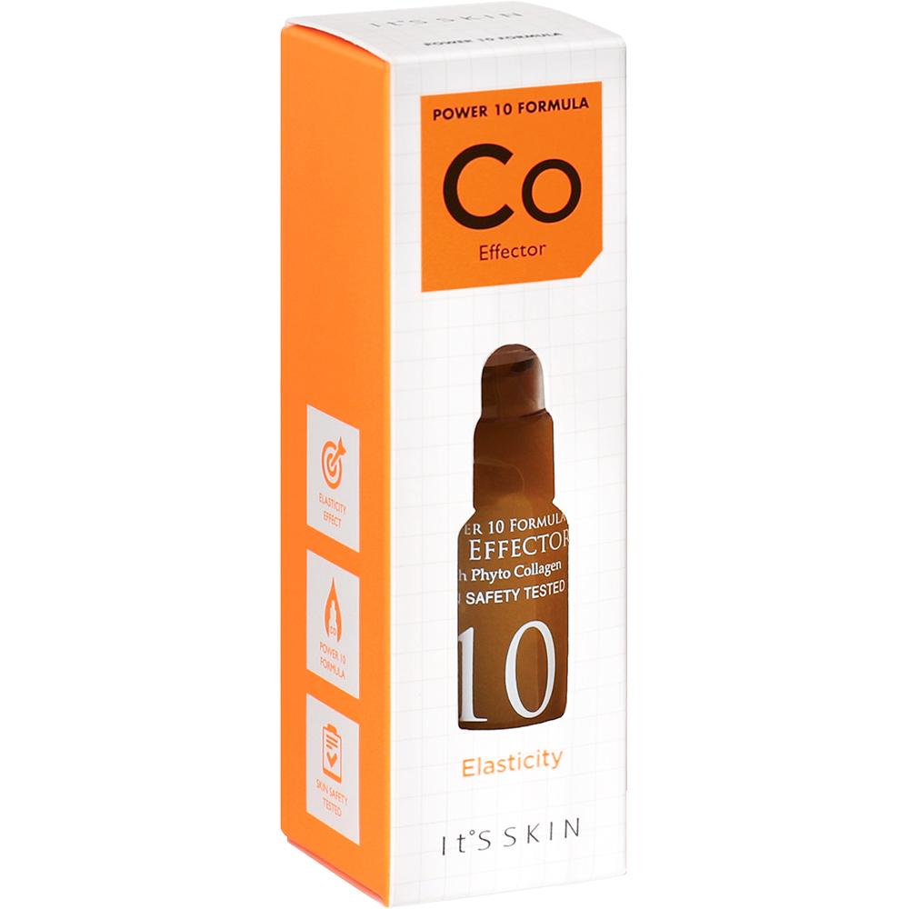 Power 10 Formula Ser de fata CO effector pentru elasticitate Box 30 ml
