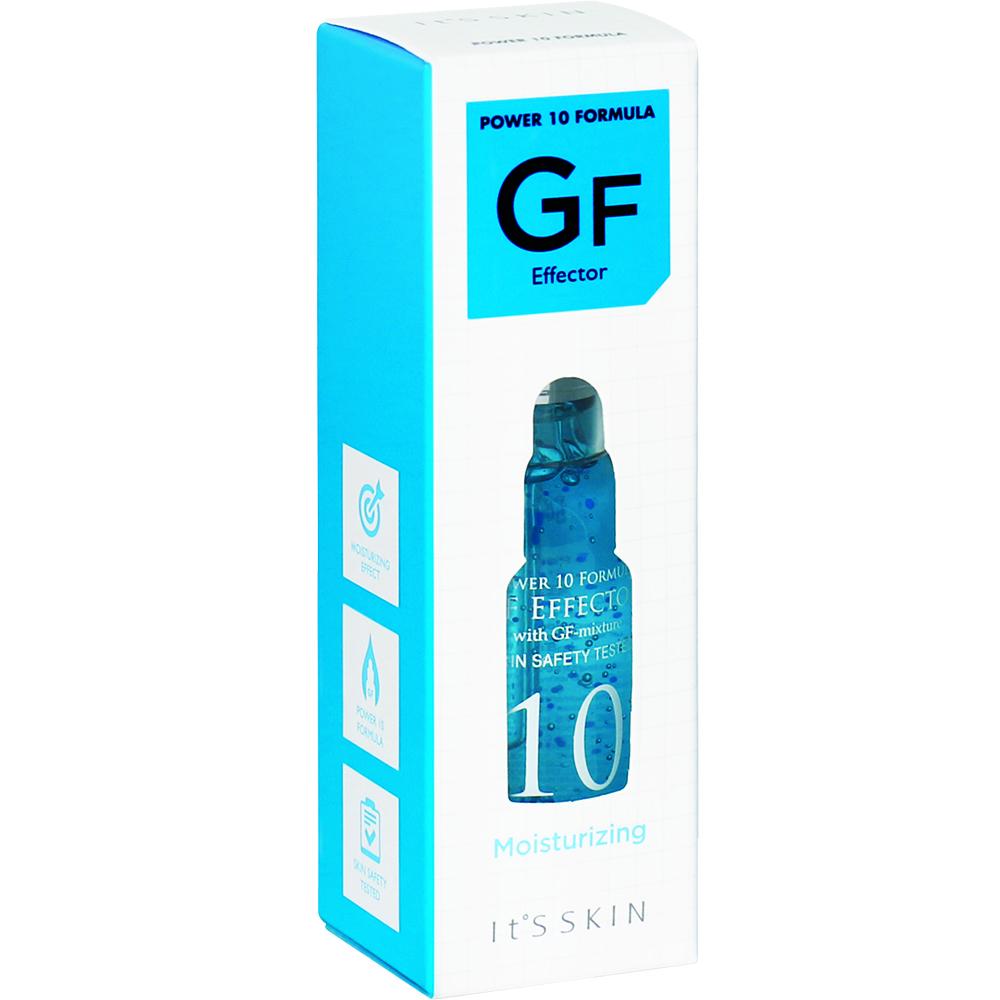 Power 10 Formula Ser de fata GF effector pentru hidratare intensa Box 30 ml