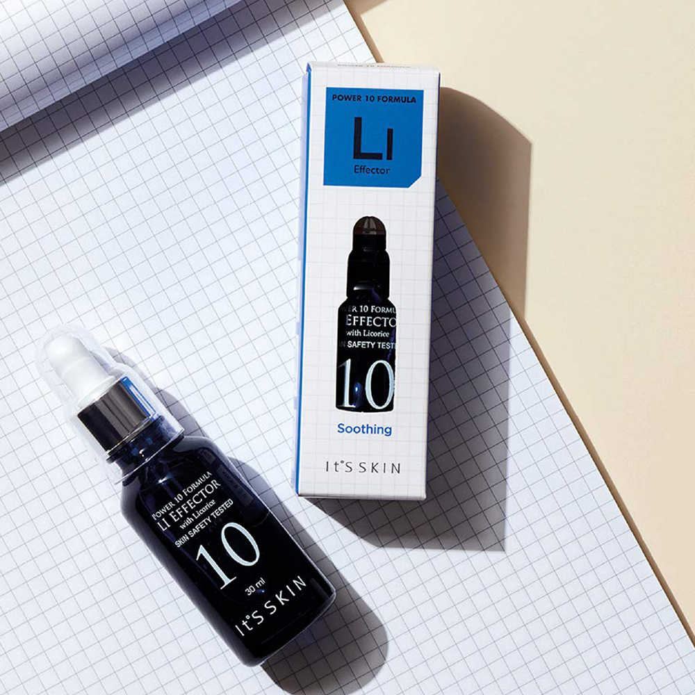 Power 10 Formula Ser de fata LI effector pentru calmare Box 30 ml