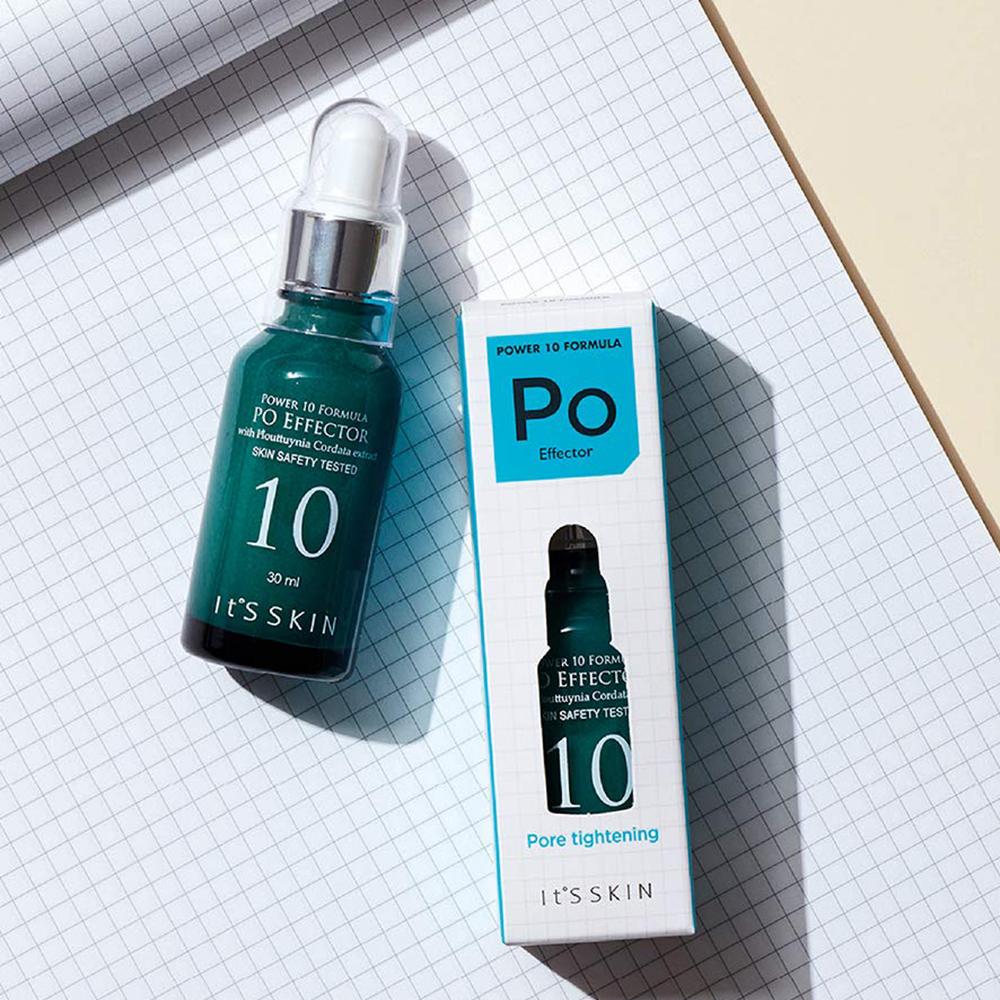 Power 10 Formula Ser de fata PO effector pentru inchiderea porilor Box 30 ml