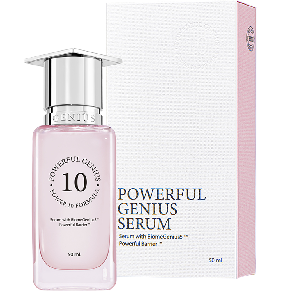 Power 10 Formula Ser de fata Powerful Genius Femei 50 ml