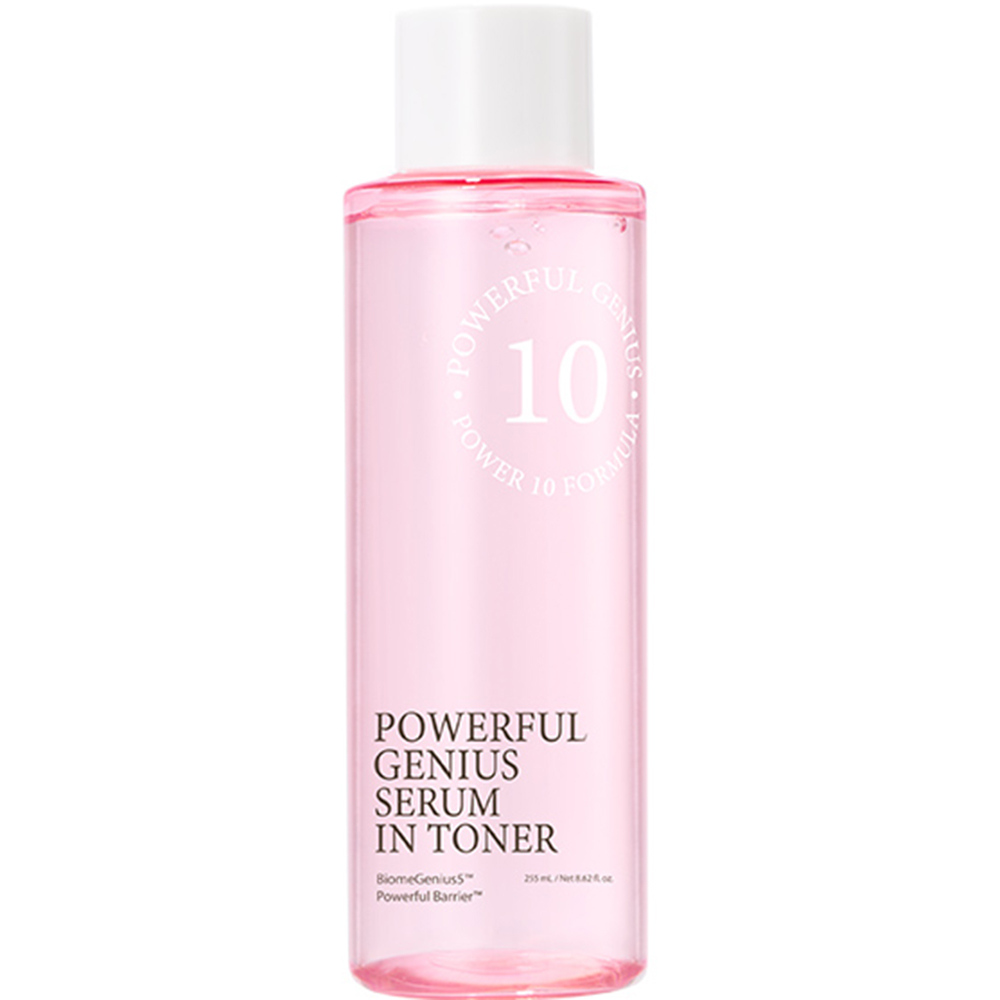 Power 10 Formula Toner de fata Powerful Genius Serum in Toner Femei 255 ml