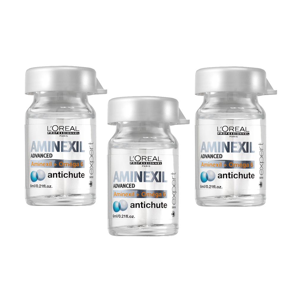 Professionel Serie Expert Aminexil Advanced Tratament pentru par 42 fiole X 6 ml Unisex