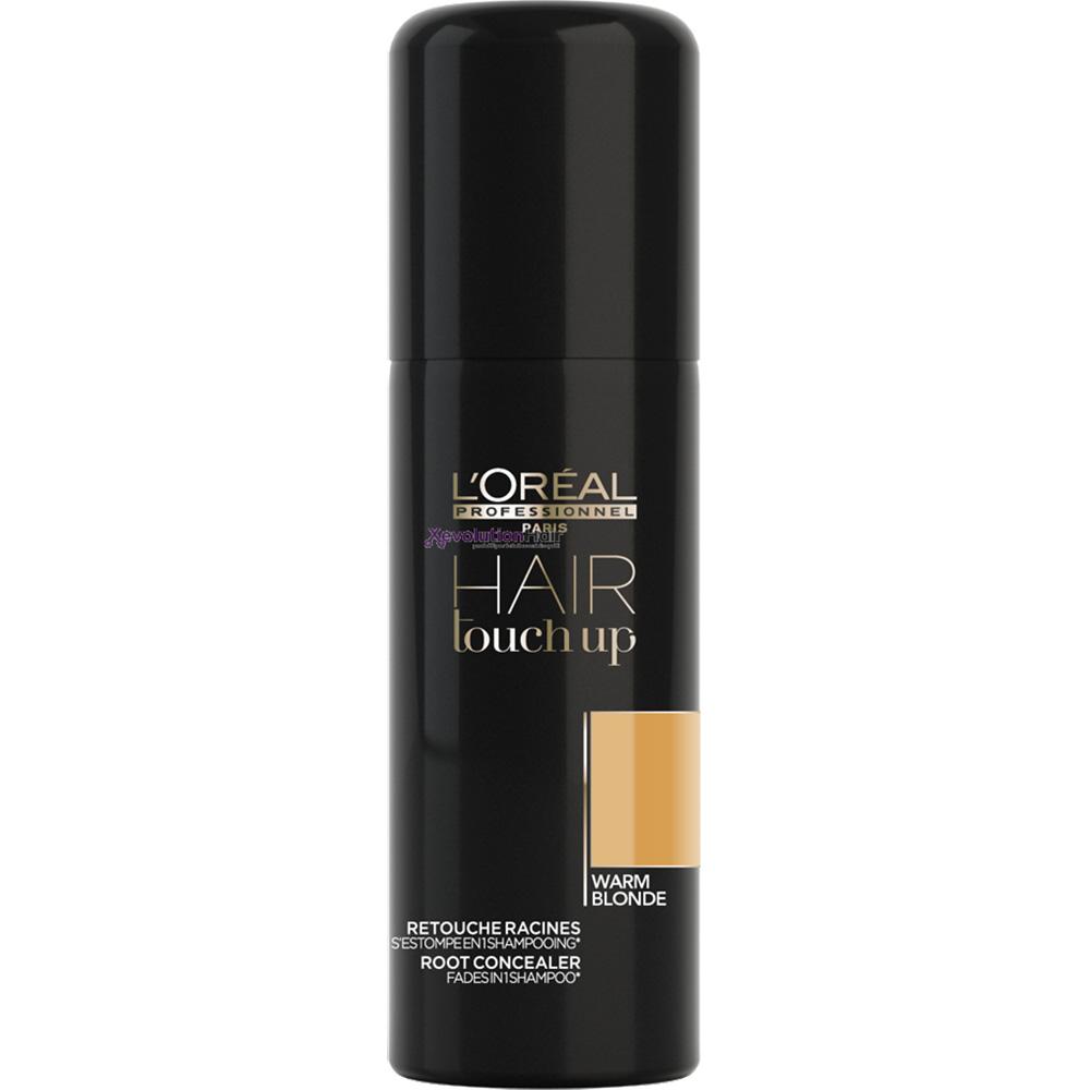 Professionnel Hair Touch Up Spray pentru par, pentru corectarea radacinilor, pentru par blond 75 ml