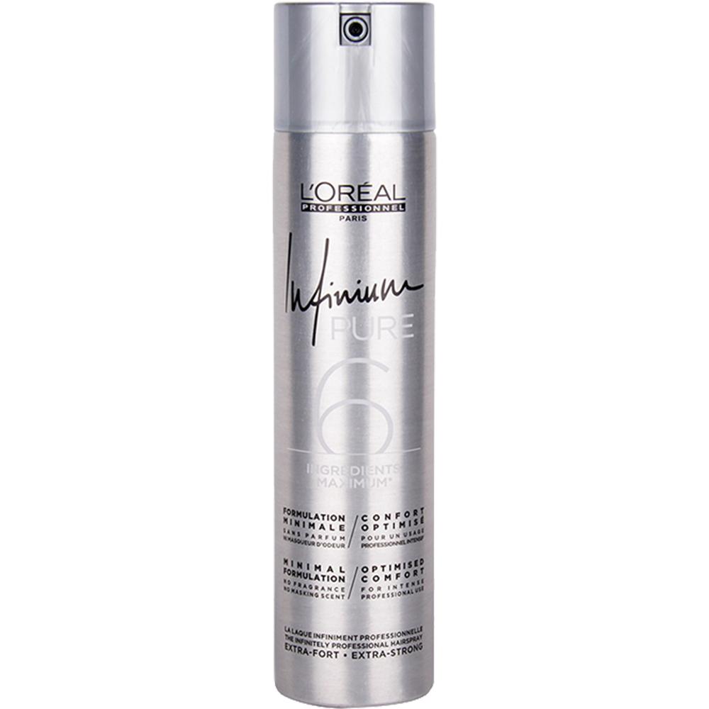 Professionnel Infinium Pure Soft Spray Fixativ Unisex 500 ml