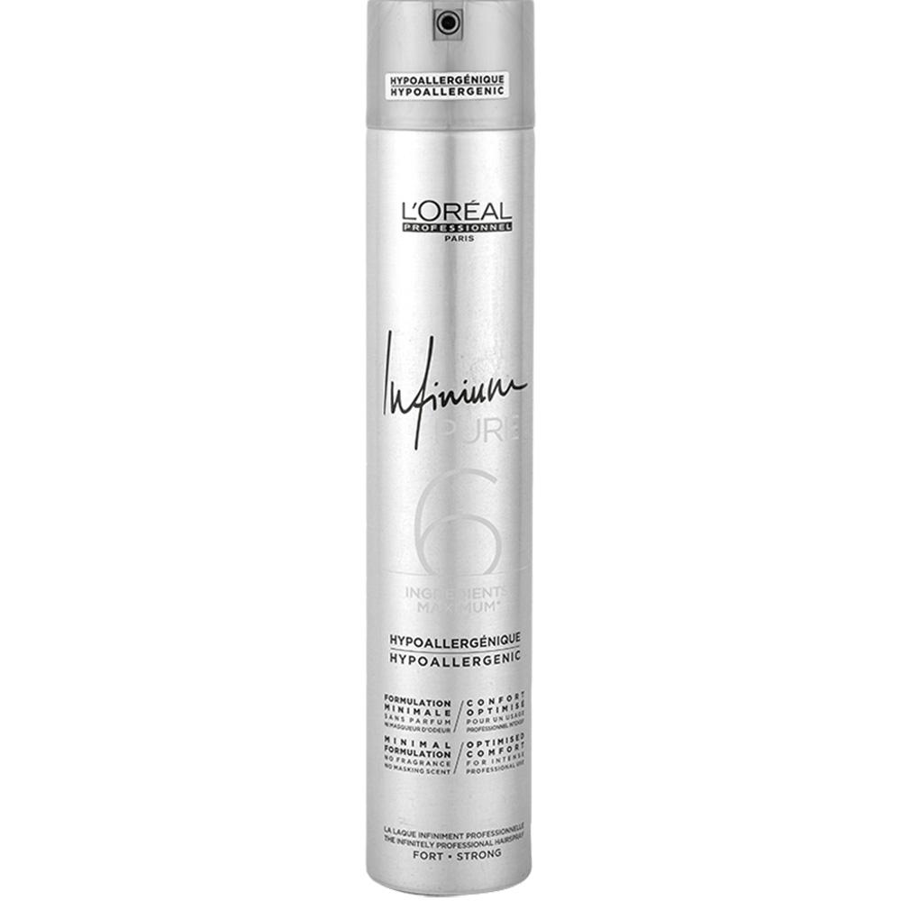 Professionnel Infinium Pure Strong Spray Fixativ 500 ml