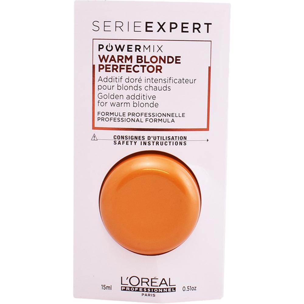 Professionnel Serie Expert Blondifier Emulsie pentru par Warm Blonde Perfector doza unica 15 ml