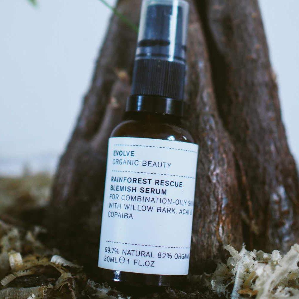Rainforest Rescue Ser de fata pentru acnee 30 ml