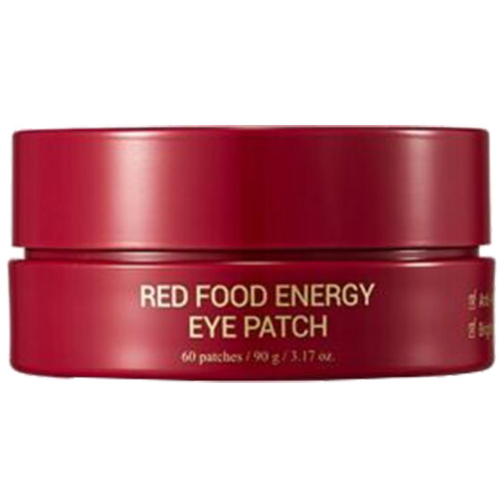 Red Food Energy Benzi pentru ochi cu efect antirid si anticearcan 60 buc Femei 90 gr