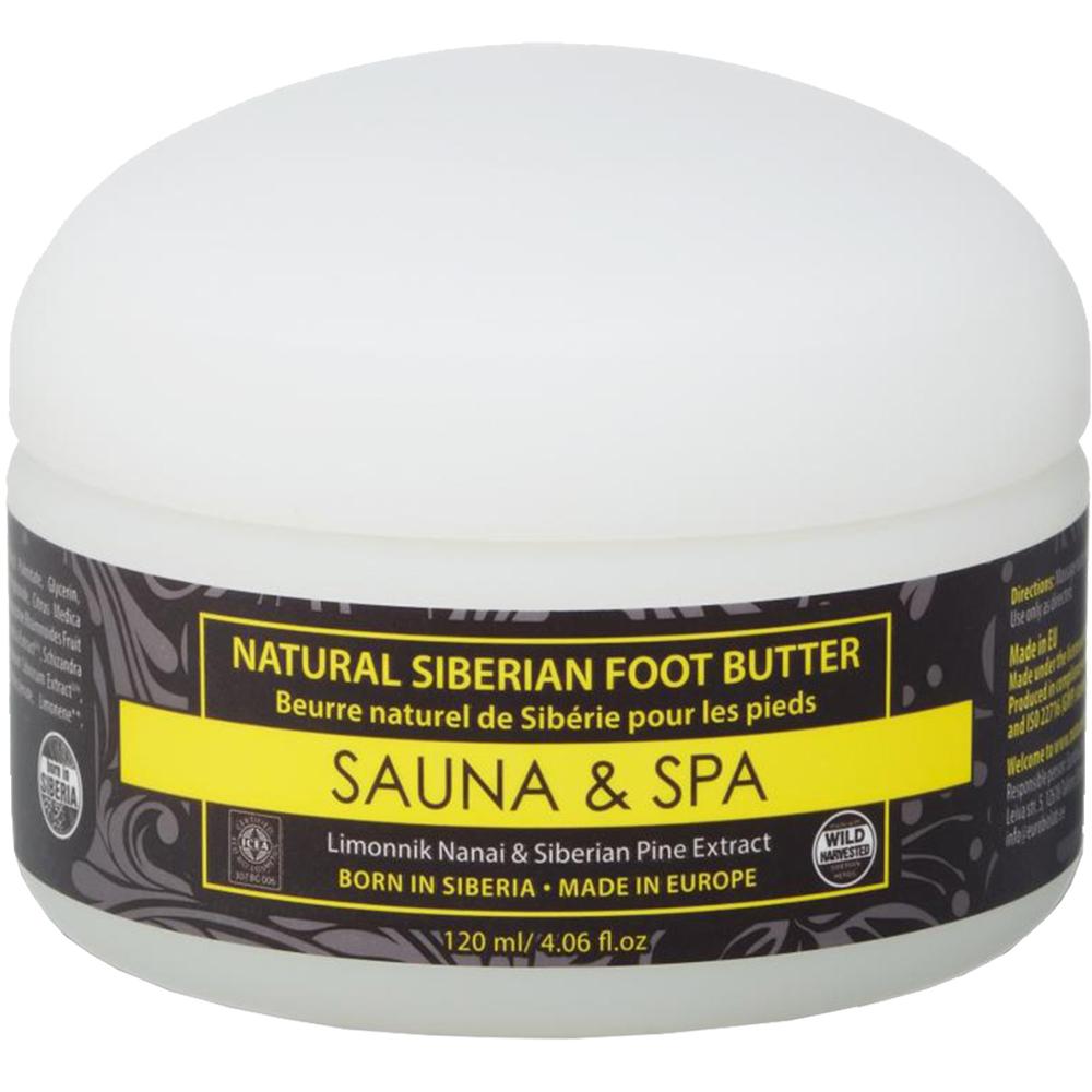 Sauna & Spa Balsam pentru picioare unt 120 ml