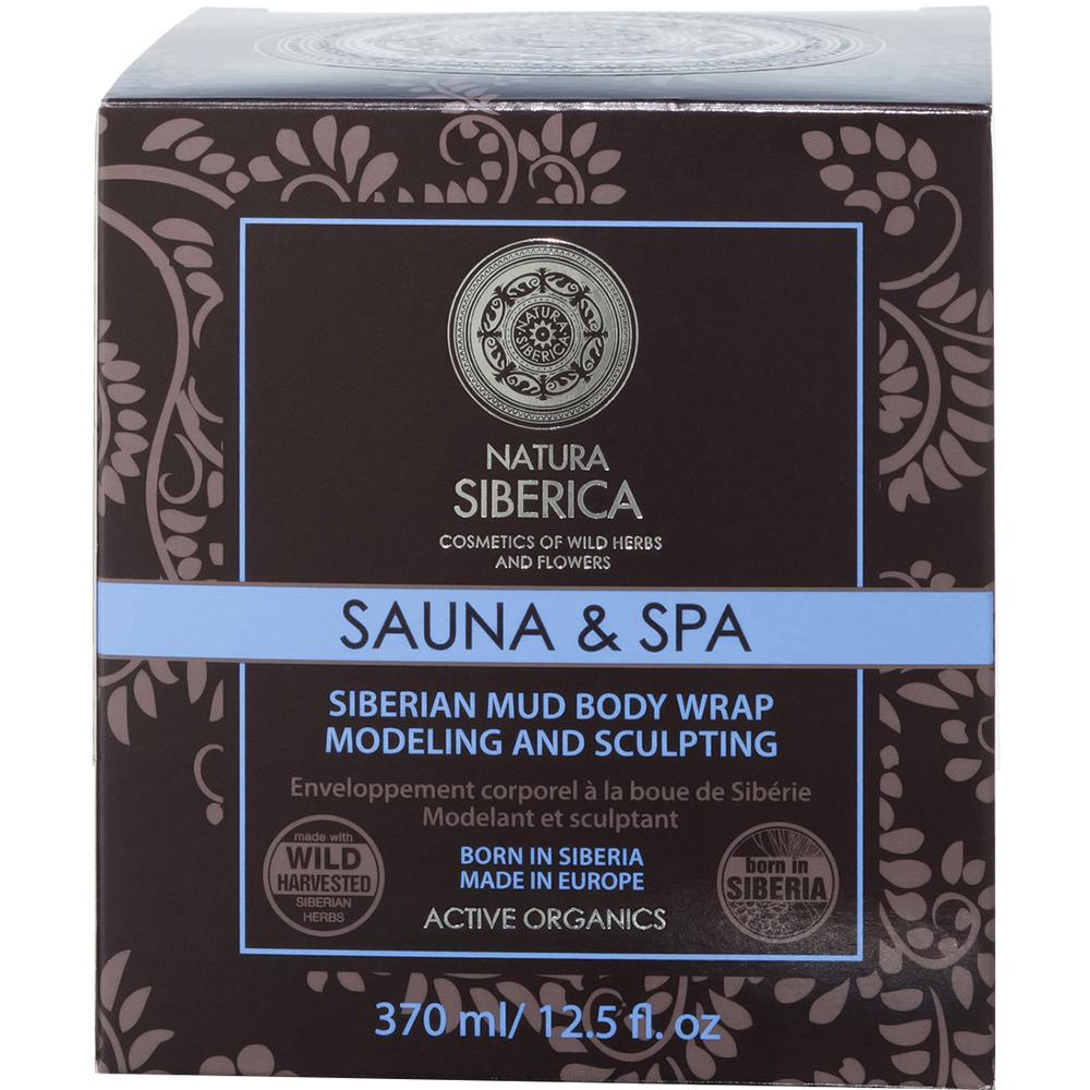 Sauna & Spa Namol pentru impachetari cu efect anticelulitic 370 ml